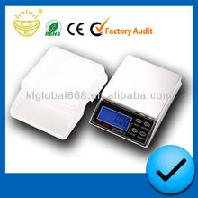 0.01g Digital pocket scale kl-168 with stainless steel from the direct factory in Dongguan