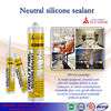 Waterproof Neural Silicone Sealant