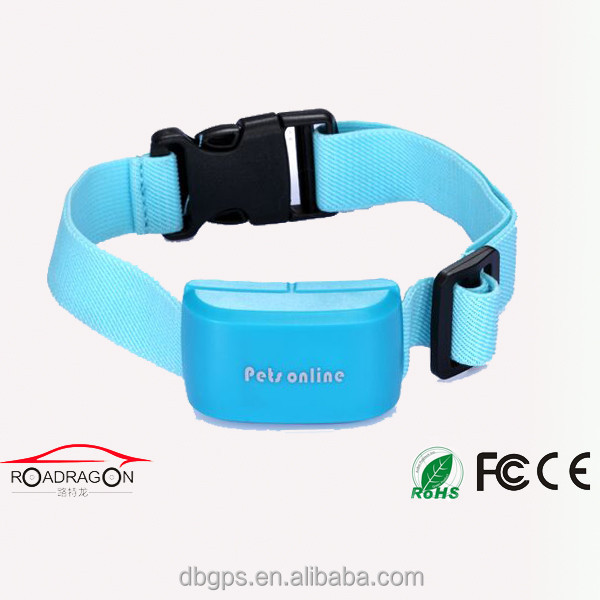 waterproof gps cat tracking collars PT05 with sim card