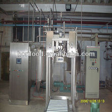 bag in drum aseptic filling machine