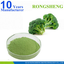Best Factory Pure Natural Broccoli Seeds Extract Powder