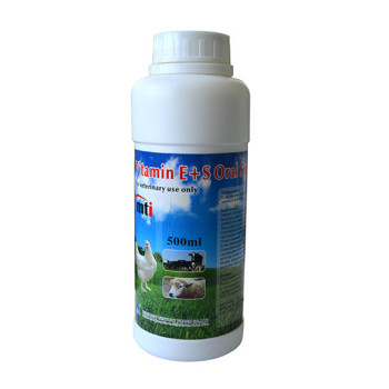 Vitamin e selenium oral solution for veterinary use