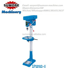 Drill press zj4116 high column 550w manual stand bench drilling machine SP5216C-II