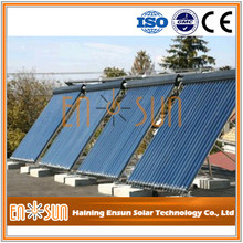 Factory Made Cheap Solar Water Heater Flat Plate Collector
