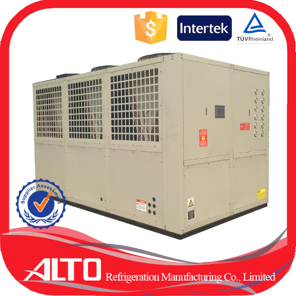 Alto high performance air cooled ac chiller thermostat cooling used industrial water chiller with AHU