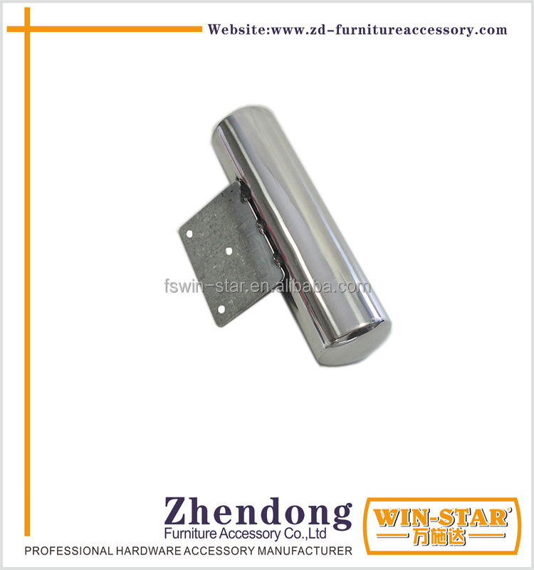 ZD-<strong>N002</strong>-A Stainless Steel High Quality Cabinet Legs Tube Sofa Legs replacement
