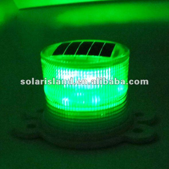 Solar Aviation Obstruction Light