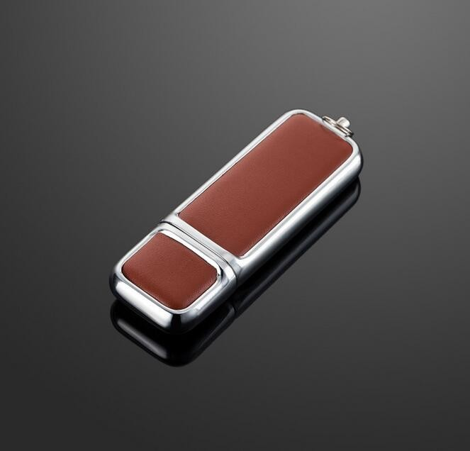 High quality leather usb flash drive, leather USB drive