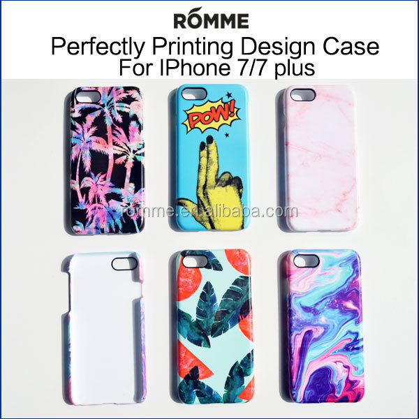 Custom Print Design Phone Case Manufacturer Custom Cover For IPhone 7 Mobile Back Cover Custom Design Case