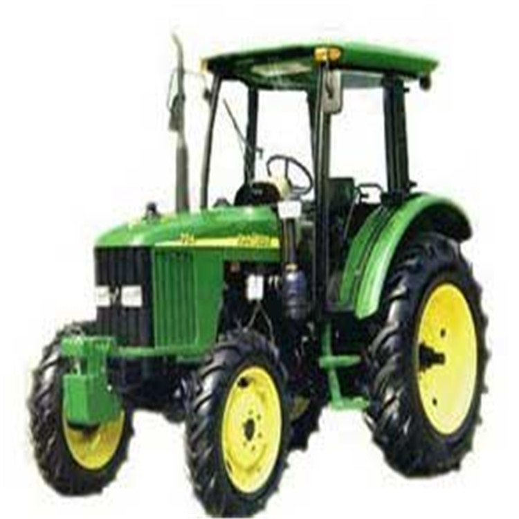 554 50hp 4WD wheel-style farm tractor for hot sale