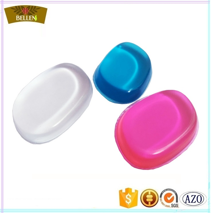 china supplier new brand modern desgin makeup tools silicone sponge reviews Cosmetic Powder Puff