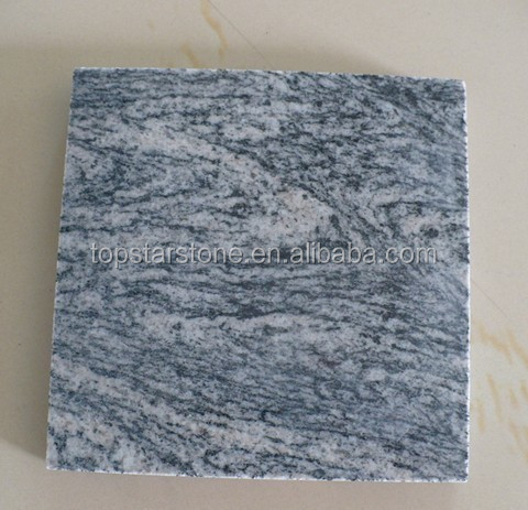 China Paradiso Juparana Wave Granite Tile