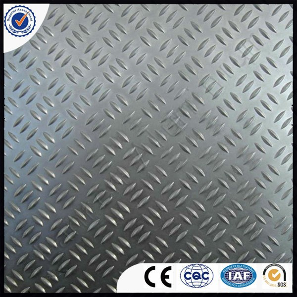 Aluminium Checker Plate for Bus /Boat /Trailer /Truck/ Floor