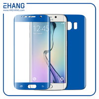 2015 new product anti-scratch screen protector / film / guard / full cover for Samsung galaxy S6 edge