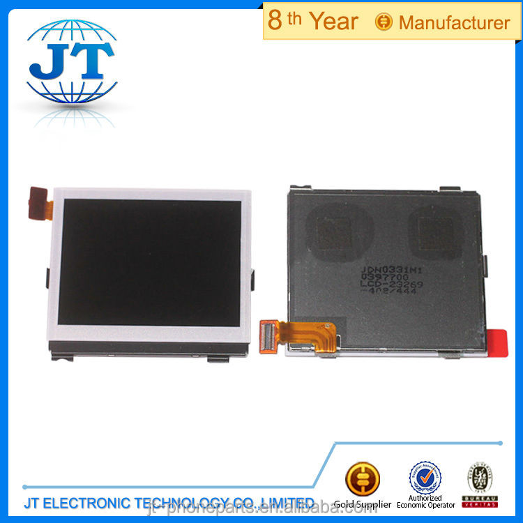 lcd for Blackberry bold 9700 LCD dislplay replacement with 5 versions