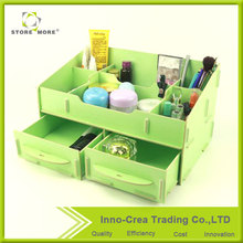 Alibaba Best Sellers Oem Colourful Diy Stationery Desk Drawer Organizer