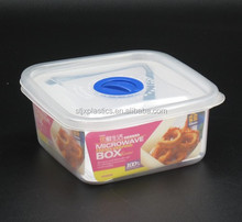 cheap microwave steaming vented plastic food container