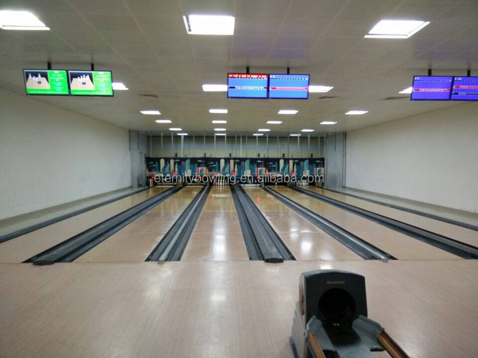 low cost used bowling equipment for sale used bowling lane of Brunswick GS98