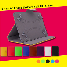 cute tablet pc case, tablet universal case, leather tablet case cover for android tablet