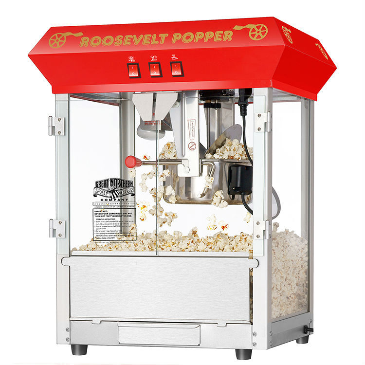 Popcorn Machine 6010 Roosevelt Top GNP