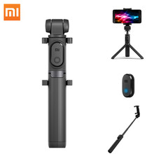 Xiaomi Mijia Selfie Stick Tripod Wireless Shutter 360 Rotation Bluetooth 3.0 Foldable Tripod 2 in 1 for <strong>Mobile</strong> <strong>Phones</strong>