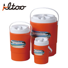 small mini injection plastic ice bucket cooler box