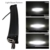 Factory high quality offroad accessories 4x4 52 inch 500w curved led light bar