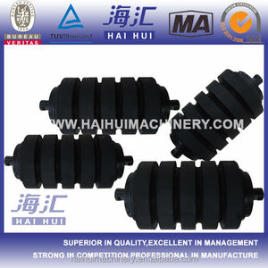 coal mining industry belt conveyor OEM impact trough roller