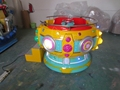GMKP-109 Hot Sale Coin Operated 4 seats Video Kiddie Rides For Amusement park