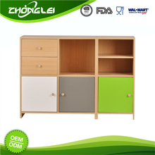 Quality Assured Humanized Design Factory Direct Price Drawers Cabinet Storage