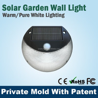Cheap Powered Wall Led Garden Light Solar Lamp Outdoor