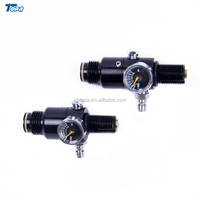 1.Mini co2 pcp airsoft airforce condor oxygen medical air filter natural gas pressure regulator