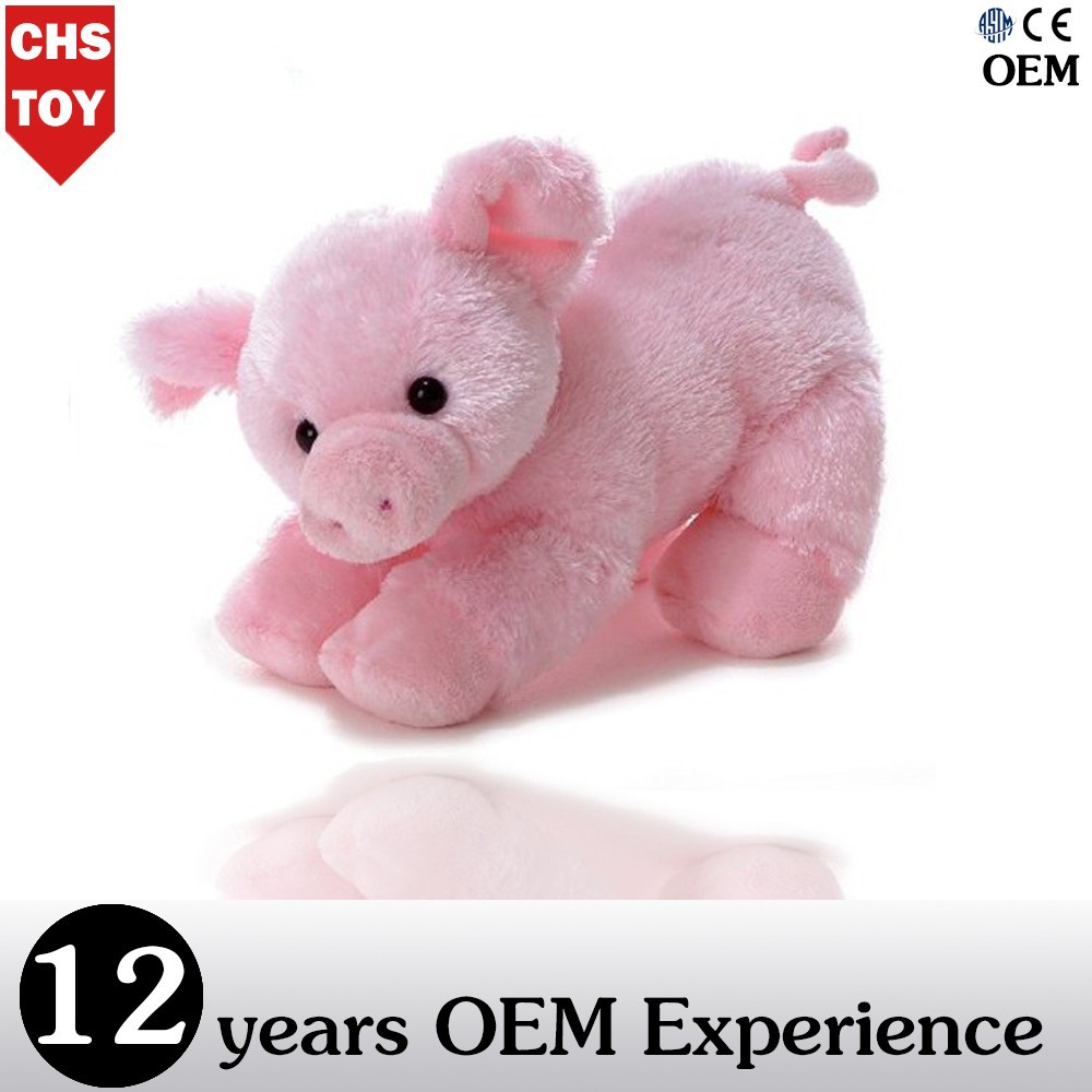CHStoy plush toy pig
