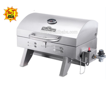 Stainless Steel Commercial BBQ Grills Outdoor Camping Gas Grill For Sale