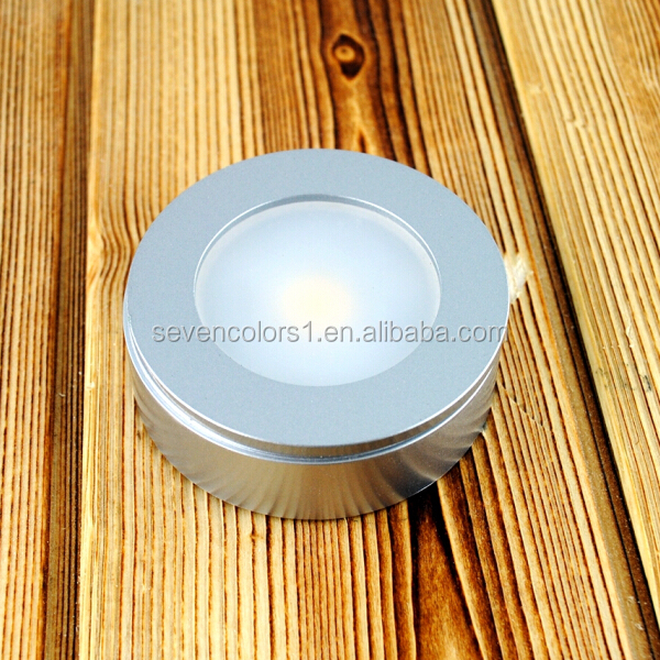 Recessed & Surface mounted Led Downlight/Cabinet light 350mA/DC12V Easy installation