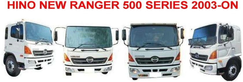 FOR HINO NEW RANGER 500 SERIES 2003-ON TRUCK BODY PARTS