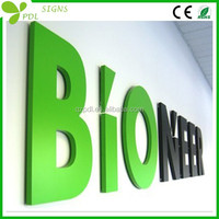 discount 10% solid and hollow outdoor pvc sign