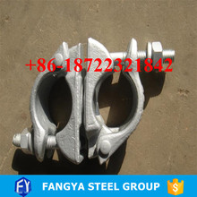 online shopping ! double seat clamp galvanized bs1139 scaffolding coupler