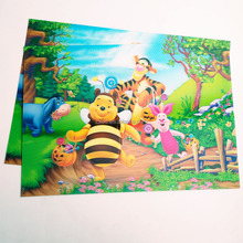 Chongkun Printing,the best lenticular High quality cheap fashion cartoon design 3D plastic PP/PET placemat/ table play game mat