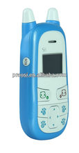 Ibaby promotion gift for kids mini kids emergency cell phone with sos call button