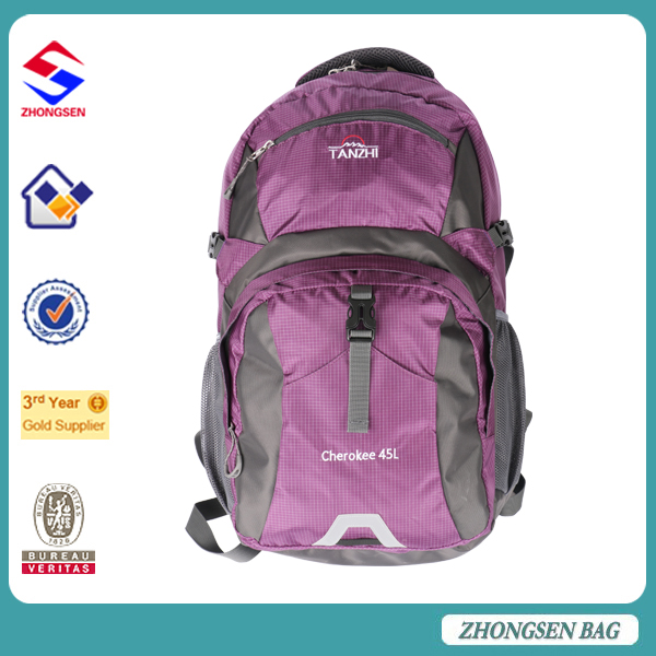 Wholesale custom kids hydration backpack backpack flashing light bag