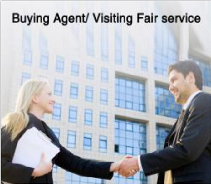 China Yiwu Futian Market Goods Buying Agent Overseas Purchasing Agent