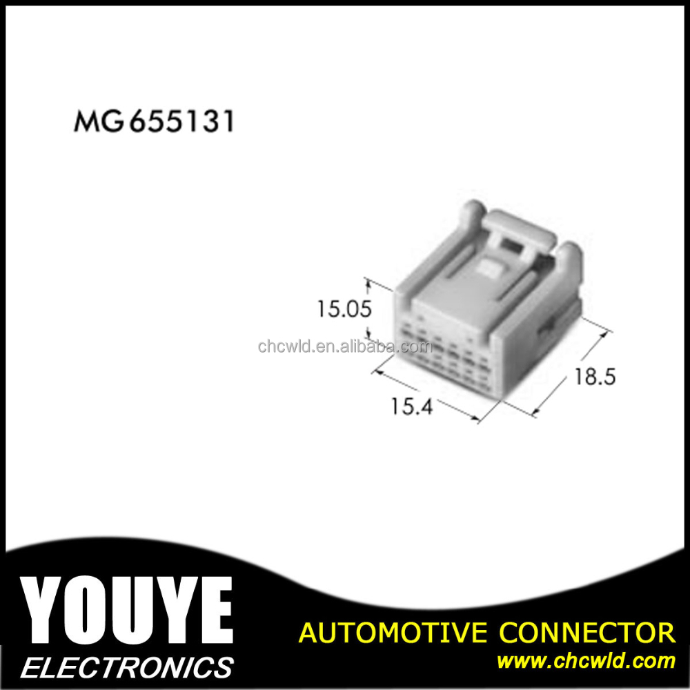 KET connector MG654102 24 pin