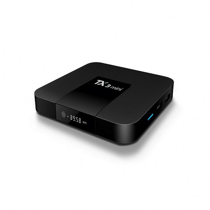 Best Sales Good <strong>Reviews</strong> TX3 MINI 1Gb 8Gb Air Mouse Amlogic S905W 4K Android 7.1 Internet Tv Set Top Box