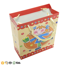 sachets flower print candy printed gift shopping paper bag