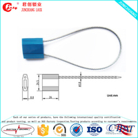 cheap goods from china Cable seals, Steel wire seals,cable seal security