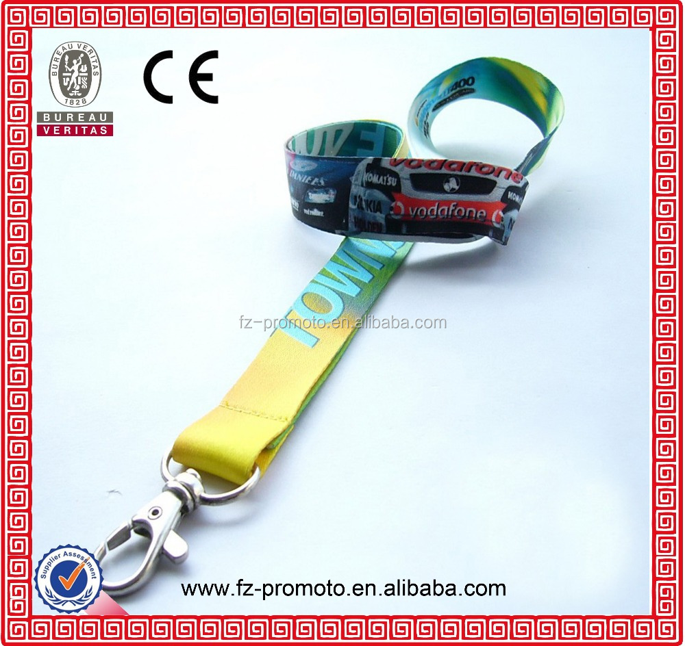 Neck Lanyards with Detachable Buckle for Mobile Cell Phones, iPods, USB Flash Drives, Keys, ID Card