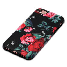 Alibaba Hot Selling Wholesale Soft Rubber TPU Mobile Phone Case For iPhone 7 Case Phone
