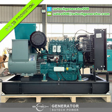 110kva electric diesel generator with Weichai Deutz engine WP4D100E200