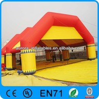 New inflatable medical tent on sale
